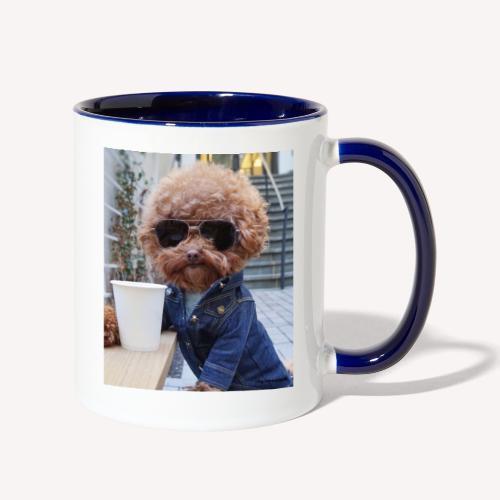 Camera Ready Agador - Contrast Coffee Mug