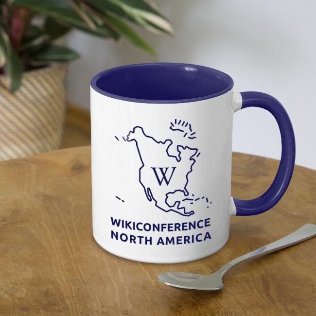WikiConference North America Logo