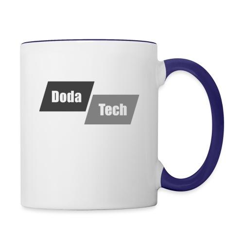 DodaTech Logo - Contrast Coffee Mug
