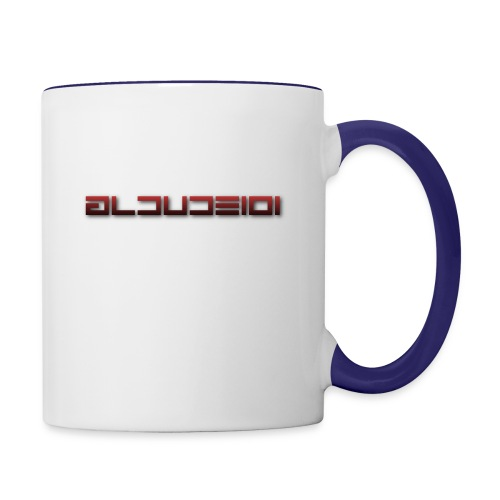 Aldude101 Fan Shop - Contrast Coffee Mug