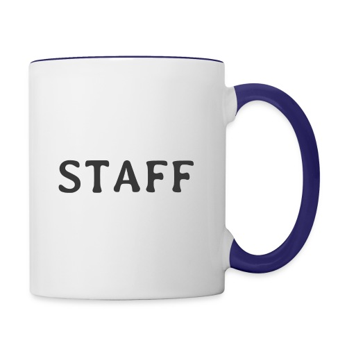 Staff - Contrast Coffee Mug