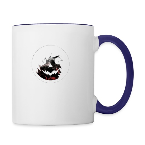 Axelofabyss Red with Nature - Contrast Coffee Mug