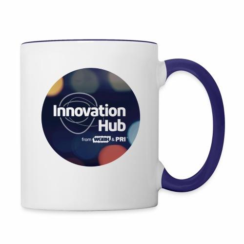 IHUB MugGraphic - Contrast Coffee Mug
