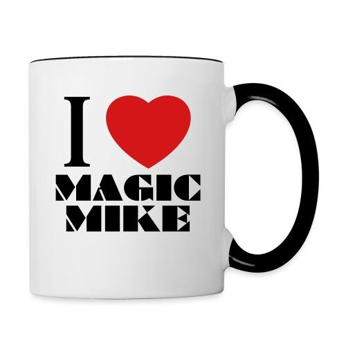 I Love Magic Mike T-Shirt - Contrast Coffee Mug