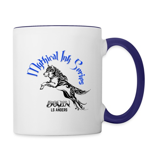 Sevin Mythical Ink Series - Contrast Coffee Mug