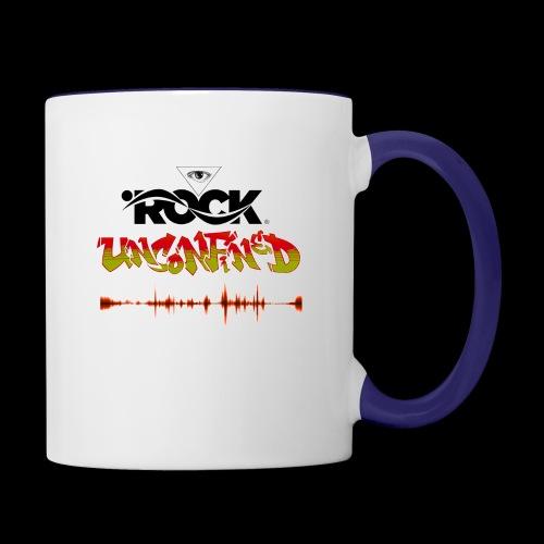 Eye Rock Unconfined - Contrast Coffee Mug