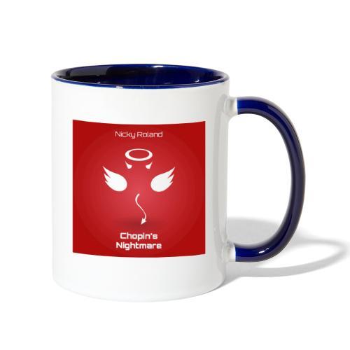 Chopin's Nightmare - Contrast Coffee Mug