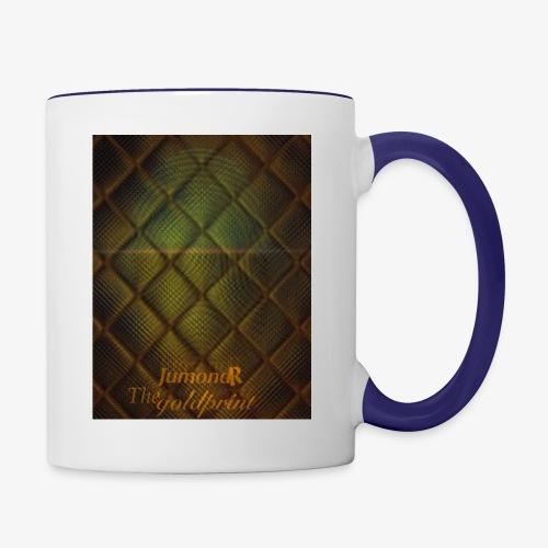 JumondR The goldprint - Contrast Coffee Mug