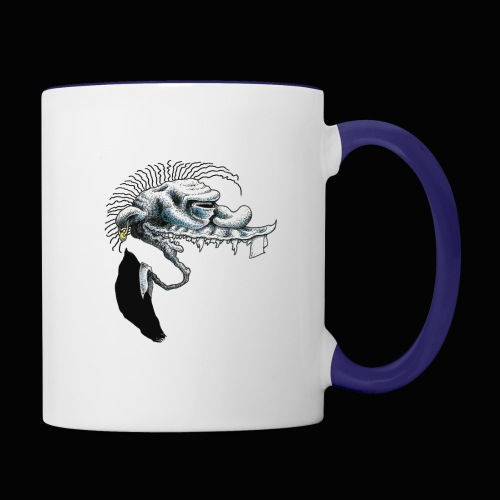 Punk Rock Hooligan - Contrast Coffee Mug