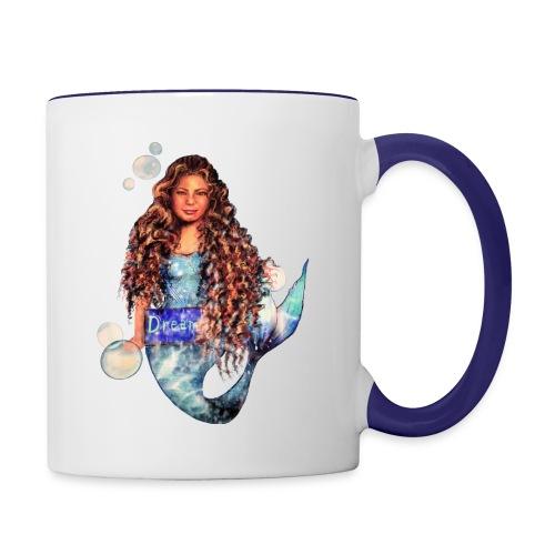 Mermaid dream - Contrast Coffee Mug