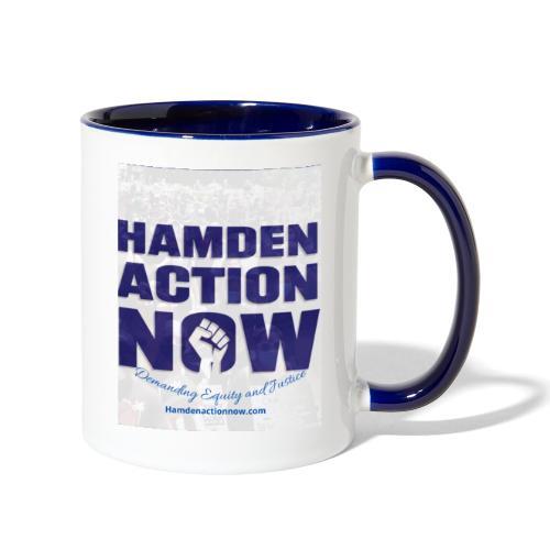 HAN Equity Justice Shirt - Contrast Coffee Mug