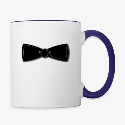 Tuxedo Bowtie - Contrast Coffee Mug