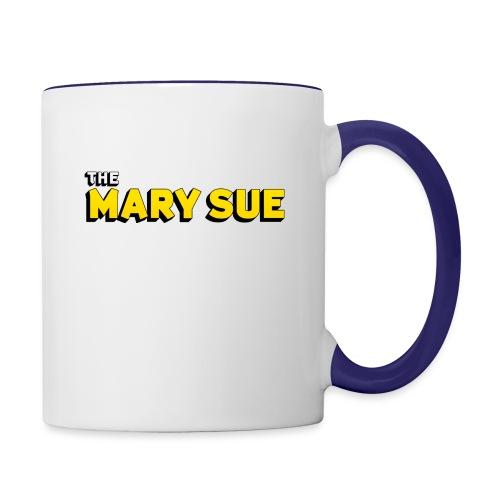 The Mary Sue Drinkware - Contrast Coffee Mug