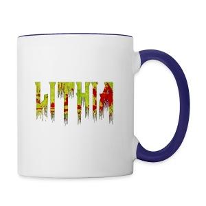 Lithia - Contrast Coffee Mug