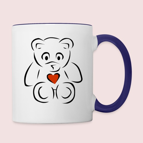 Sweethear - Contrast Coffee Mug