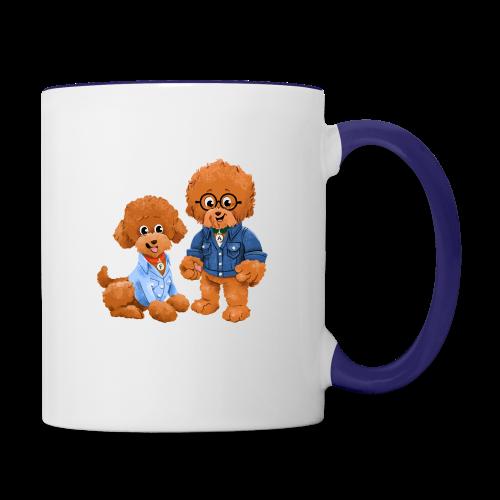 AgadorFredTransp - Contrast Coffee Mug