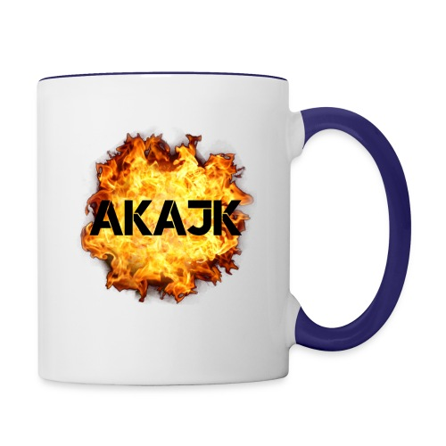 akajk lit - Contrast Coffee Mug