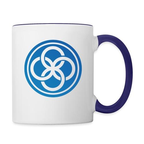 The IICT Seal - Contrast Coffee Mug