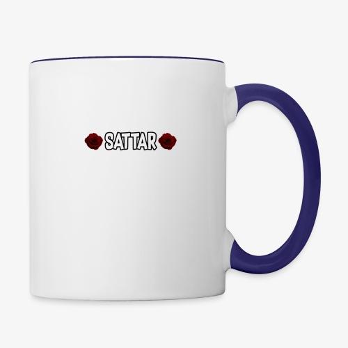 Sattar - Contrast Coffee Mug