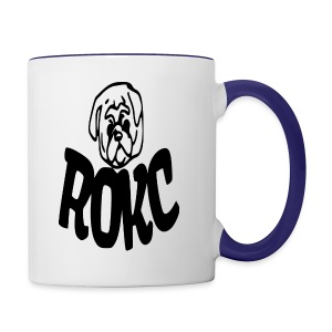 ROKC ALTERNATE LOGO - Contrast Coffee Mug