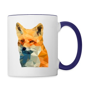 Jonk - Fox - Contrast Coffee Mug