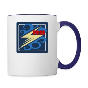 Rimps Logo Flash - Contrast Coffee Mug