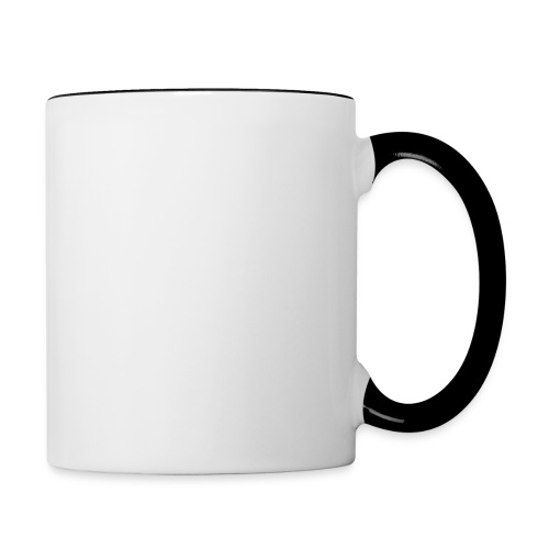 Kiss Me. I'm Drunk. Or Irish. Or Whatever. - Contrast Coffee Mug