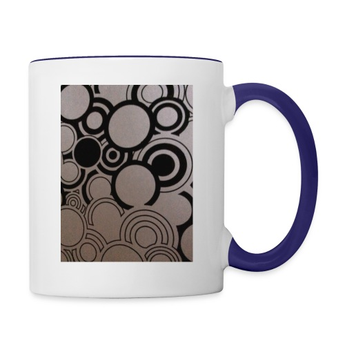 Flourishing Streams - Contrast Coffee Mug