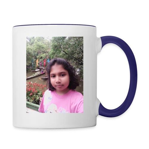 Tanisha - Contrast Coffee Mug