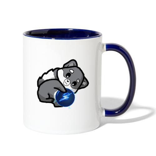 Eluketric's Zapp - Contrast Coffee Mug
