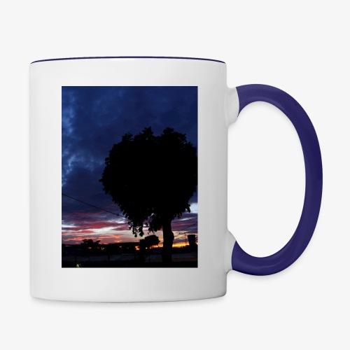 Sunset - Contrast Coffee Mug