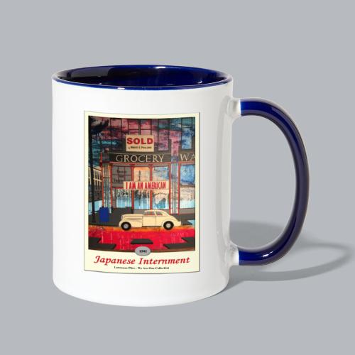 Japanese Internment - Contrast Coffee Mug