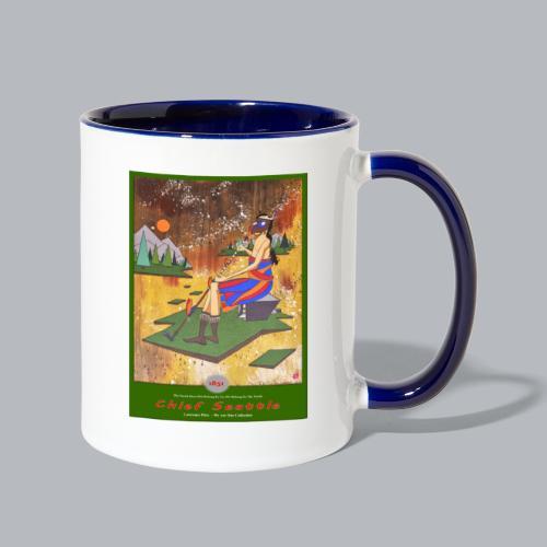Chief Seattle - Contrast Coffee Mug