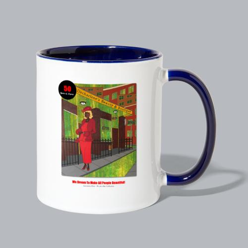 Decharlene - Contrast Coffee Mug