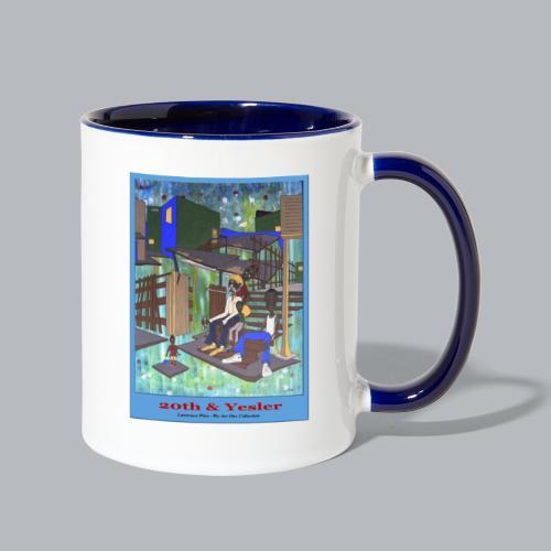 20th & Yesler - Contrast Coffee Mug