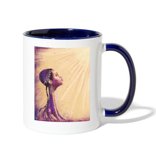 Freeing myself Clothing - Contrast Coffee Mug