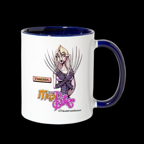 Vanessa - Contrast Coffee Mug