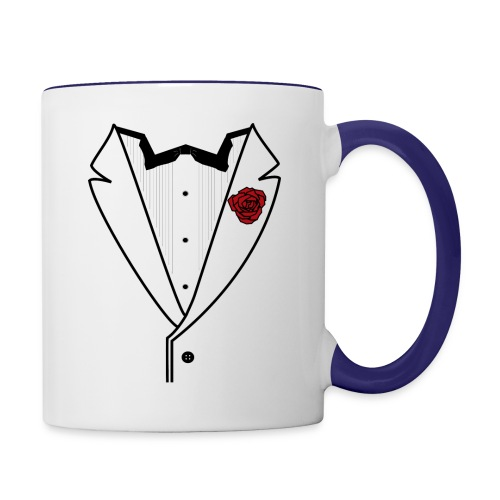 blackline - Contrast Coffee Mug