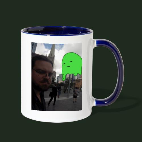 Slime Attack - Contrast Coffee Mug