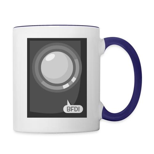 Announcer Tablet Case - Contrast Coffee Mug
