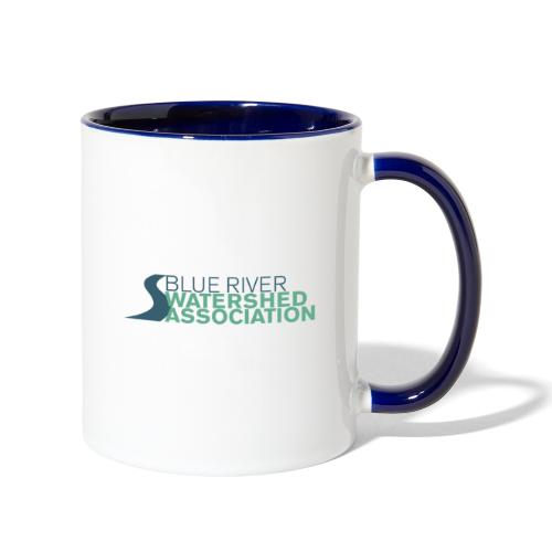 BRWA Logo - Contrast Coffee Mug