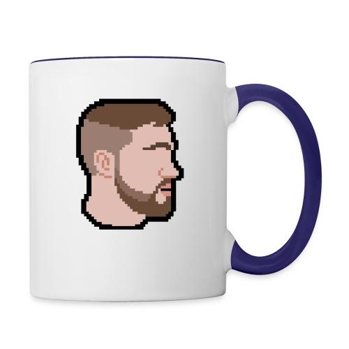 8 Bit Mug - Contrast Coffee Mug