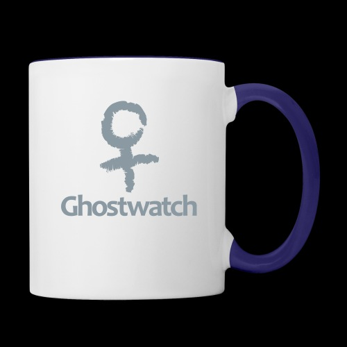 Official Ghostwatch Spirit Apparition logo+ - Contrast Coffee Mug