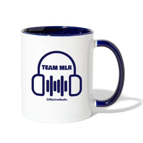 Team MLR - Contrast Coffee Mug