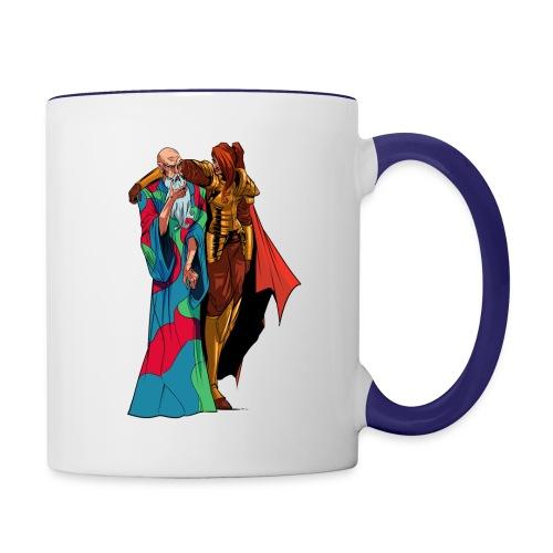 anjelicaPRO png - Contrast Coffee Mug