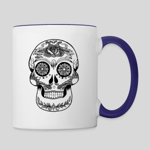 Catrina Black & White - Contrast Coffee Mug