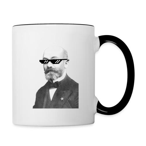 Zamenhof Shades (BW) - Contrast Coffee Mug