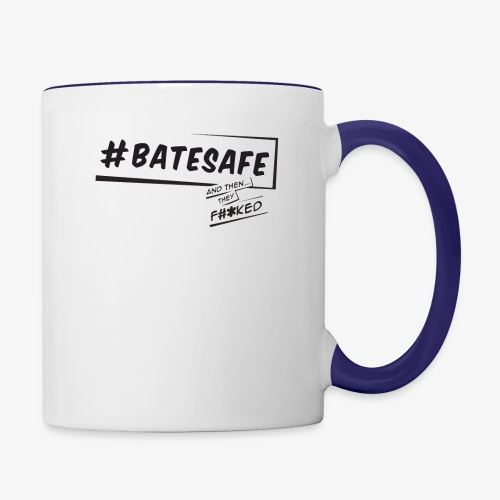 ATTF BATESAFE - Contrast Coffee Mug