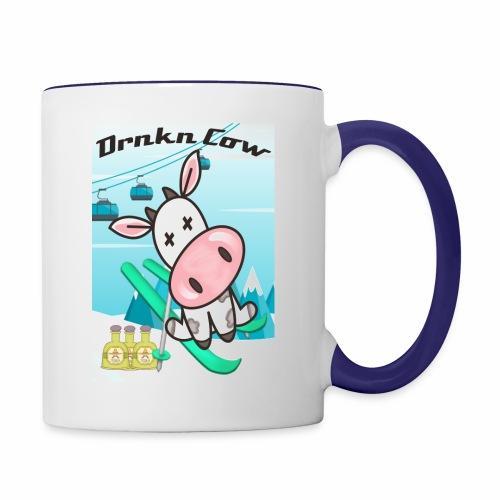 drunkencowski - Contrast Coffee Mug