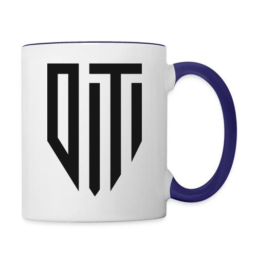 DT Fresh - Contrast Coffee Mug